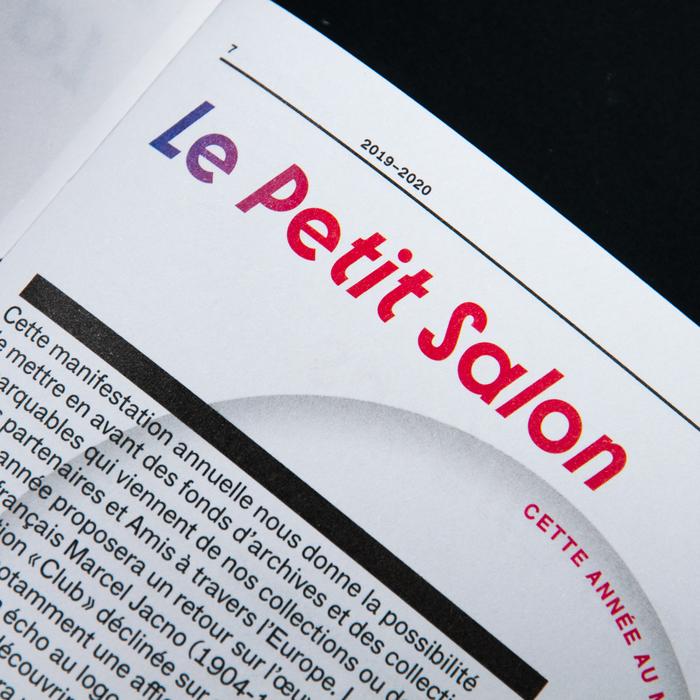 Musée de l'imprimerie et de la communication, 2019–2020 9