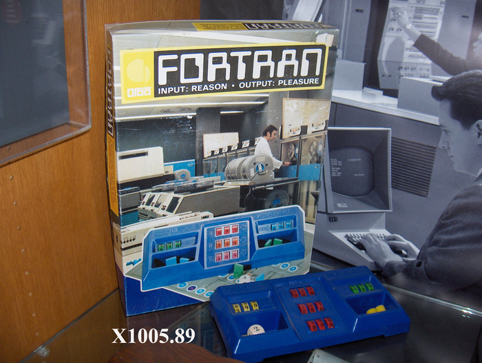 FORTRAN board game 1