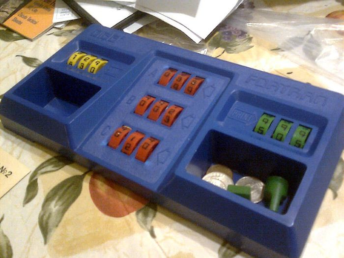 FORTRAN board game 3