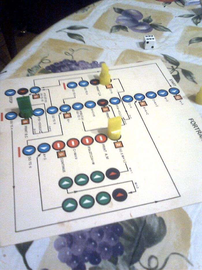 FORTRAN board game 4