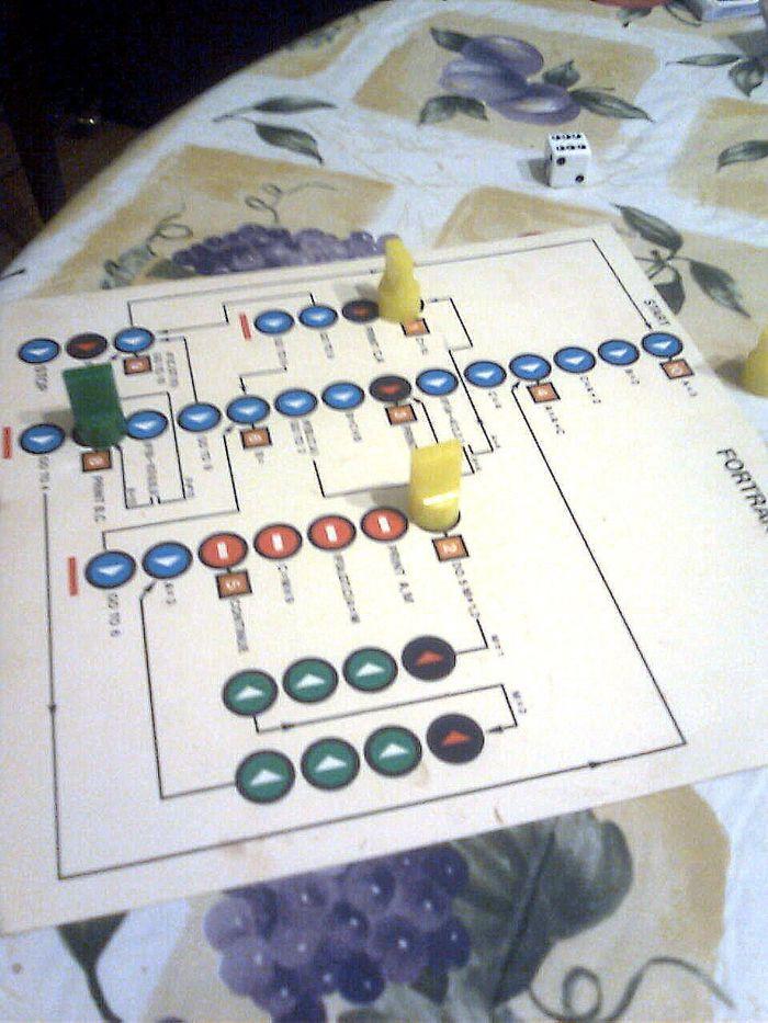FORTRAN board game 4
