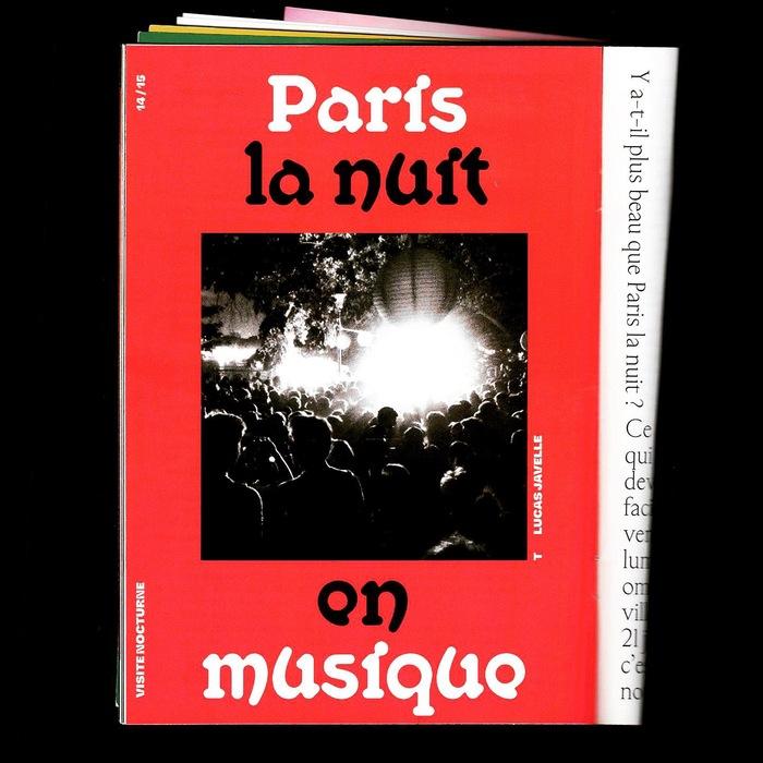 Le Bonbon Nuit nº96, August 2019 3