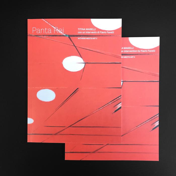 Panta Rei – Titina Maselli with an intervention by Flavio Favelli 2