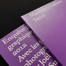 <cite>Sacré</cite> – Matthieu Gafsou
