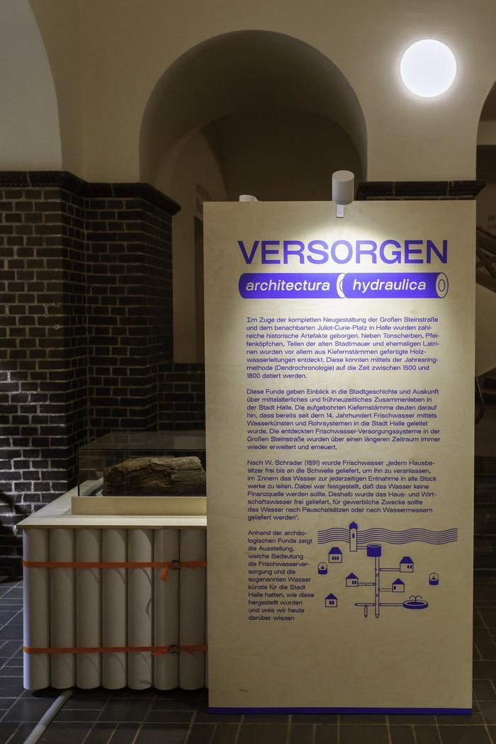 Versorgen – architectura hydraulica 1