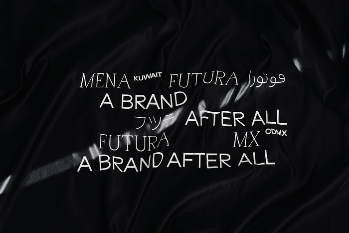 Futura. A Brand After All. 1