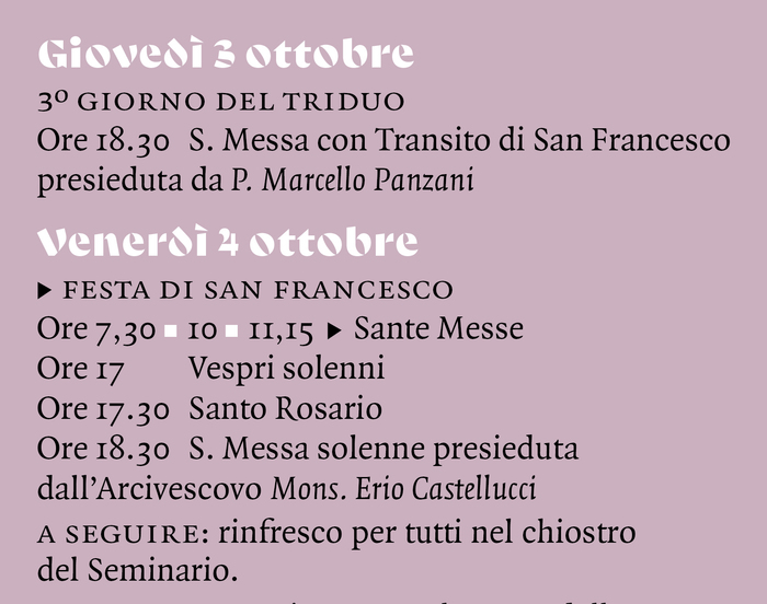 Detail. Piccinini mentions he had to add the ì (i with grave accent) himself. This character is not yet included in v0.1 of Carmin. On Future Fonts, type designers can sell experimental work that still is in progress. Quadraat is used in roman and italic styles, with small caps and oldstyle figures.