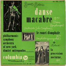 <cite>Danse Macabre</cite> et al. – Philharmonic-Symphony Orchestra Of New York
