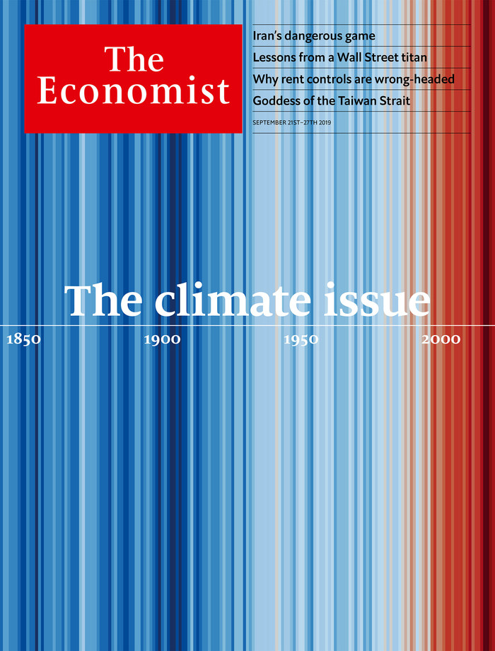 "The Economist, 21 Sep 2019, ""The climate issue"" 1"