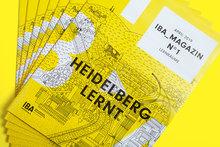 <cite>IBA_Magazin</cite> #1 and #2