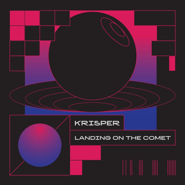 Landing on the Comet – Krisper 1