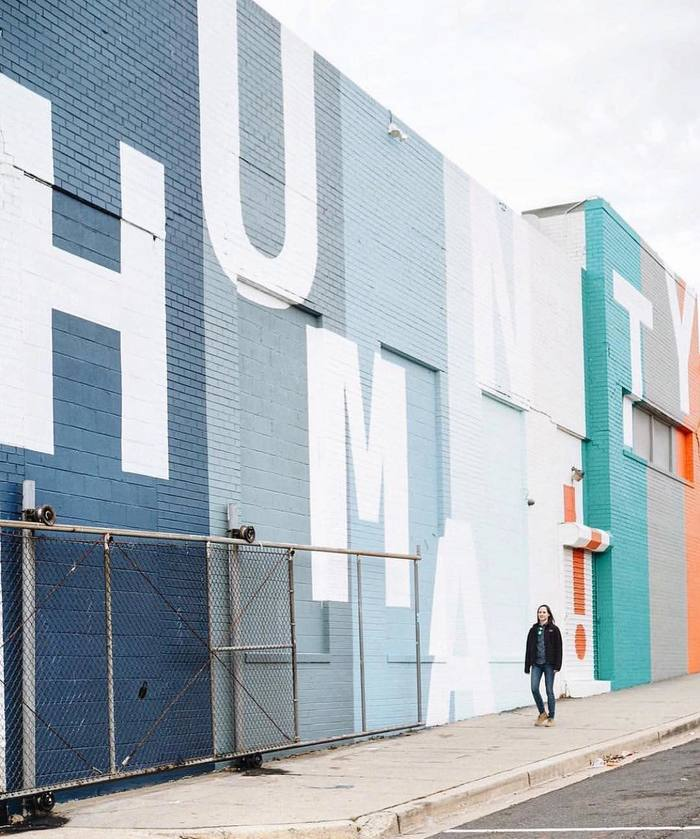 Humanity Mural at Union Market 6