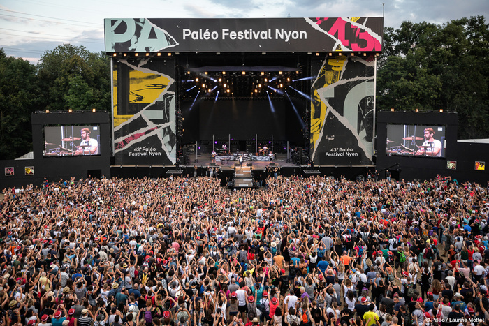 43rd Paléo Festival Nyon 3
