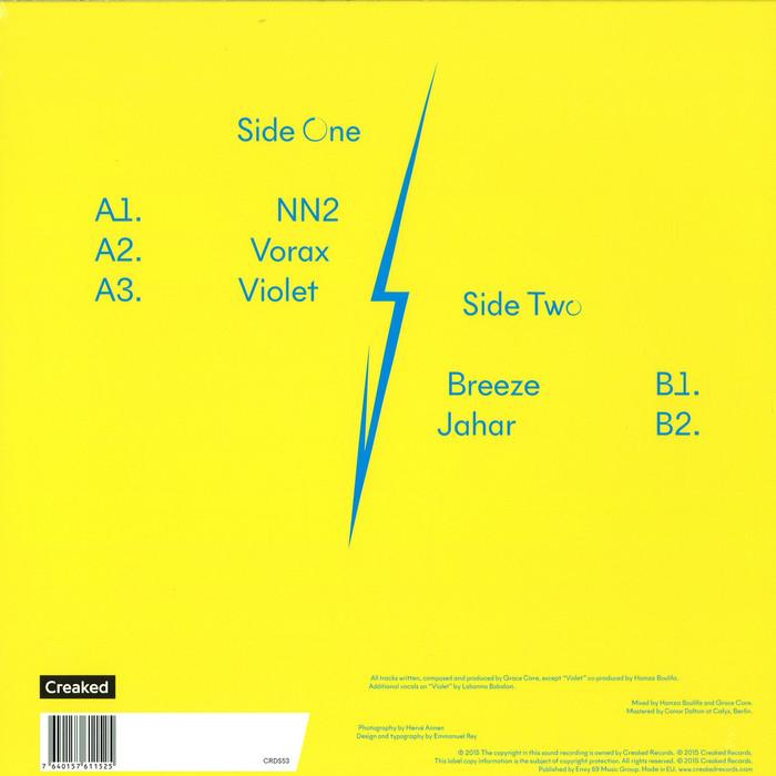 Krsna & Krsna RMX – Grace Core 2