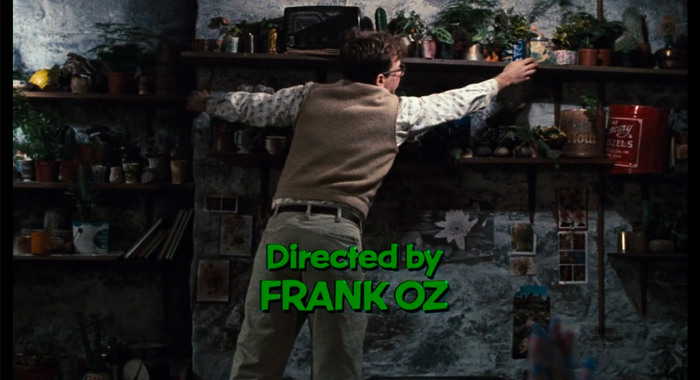 Little Shop of Horrors (1986) opening credits 1