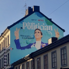 <cite>The Politician</cite> (Netflix)