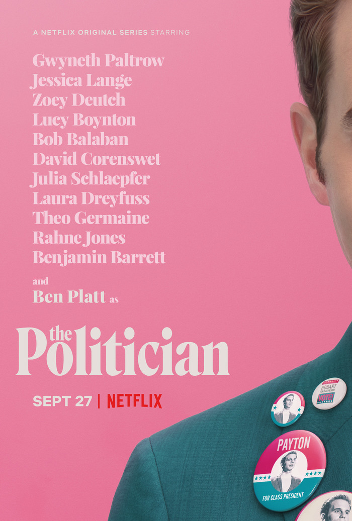 The Politician (Netflix) 3