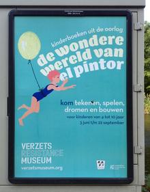 <cite>De wondere wereld van El Pintor</cite>