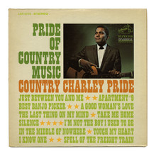 <cite>Pride Of Country Music</cite> – Charley Pride