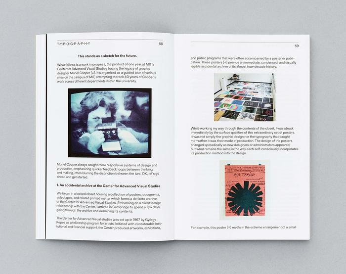 A *New* Program for Graphic Design – David Reinfurt 5