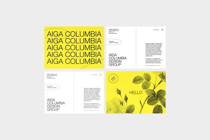 AIGA Columbia College Chicago 4