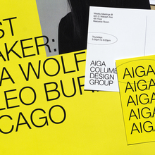 AIGA Columbia College Chicago