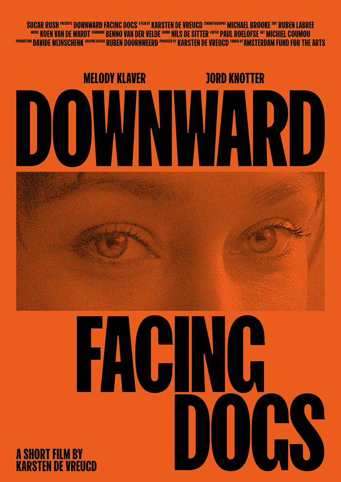 Downward Facing Dogs movie poster 2