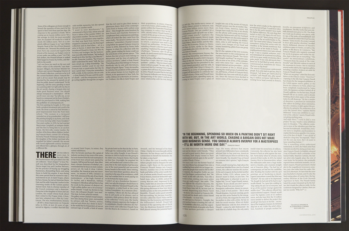 M Le Magazine Du Monde International, issue 01, 2019 7