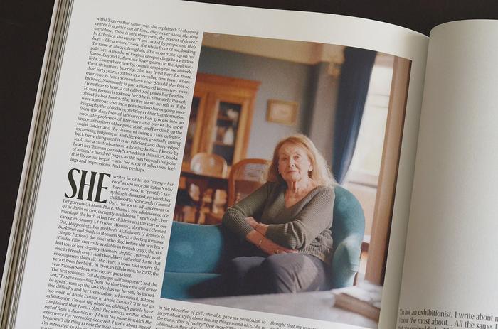 M Le Magazine Du Monde International, issue 01, 2019 8
