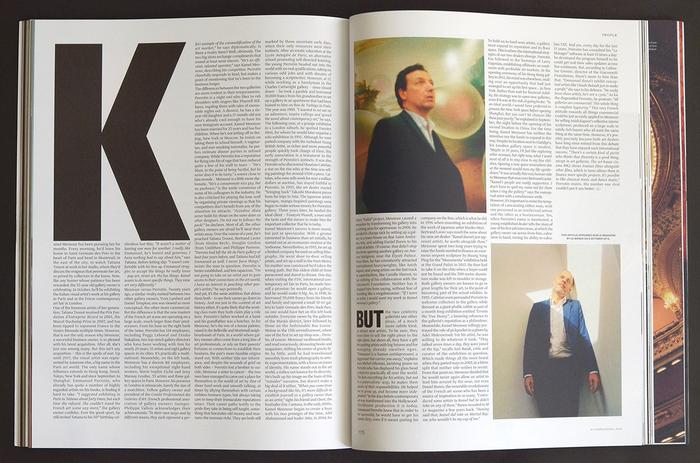 M Le Magazine Du Monde International, issue 01, 2019 9