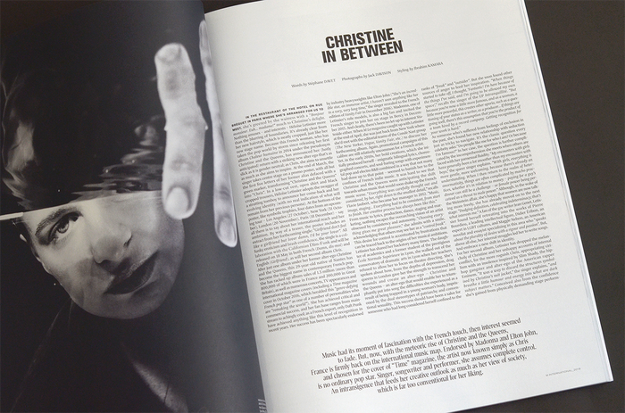 M Le Magazine Du Monde International, issue 01, 2019 14