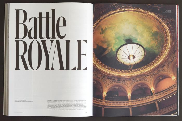 M Le Magazine Du Monde International, issue 01, 2019 12
