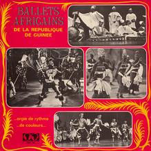 <cite>Ballets Africains de la République de Guinée</cite>