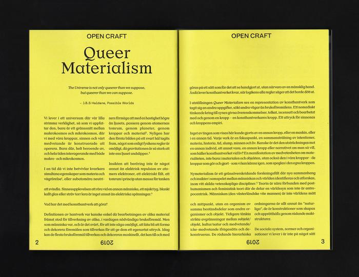 Queer Materialism 3