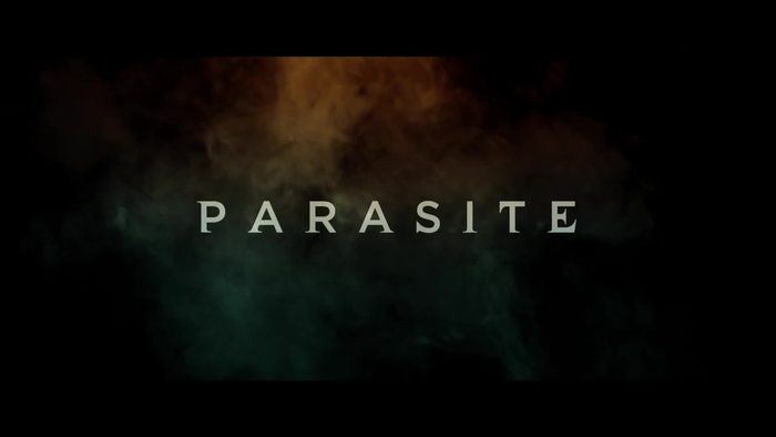 Parasite title (from trailer).