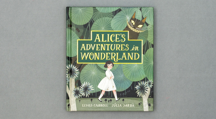 Alice's Adventures in Wonderland (Two Hoots) 1