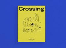 <cite>Crossing</cite> magazine