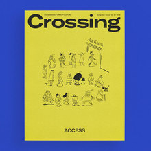<cite>Crossing</cite> magazine