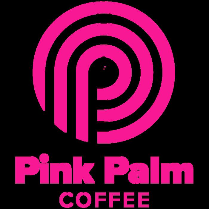 Pink Palm Coffee 2