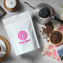 Pink Palm Coffee