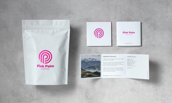 Pink Palm Coffee 3