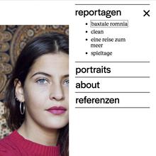 Magdalena Stengel website