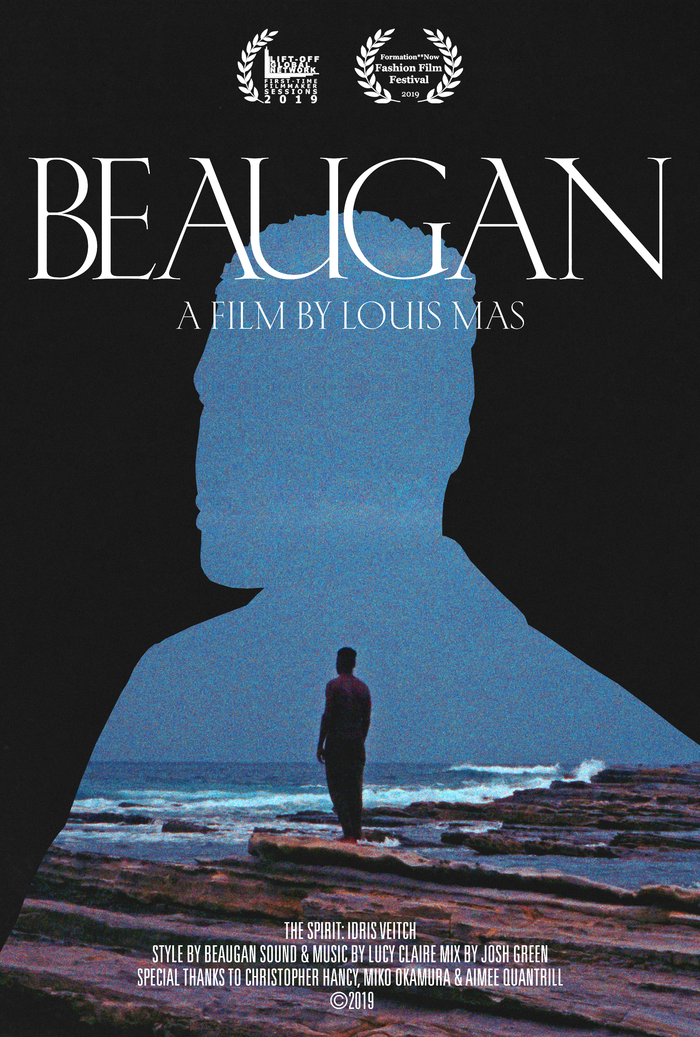 Beaugan movie poster