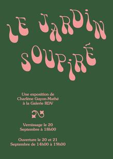<cite>Le Jardin Soupiré</cite>