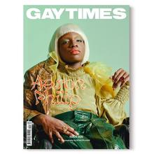 <cite>Gay Times</cite> magazine, issue 500