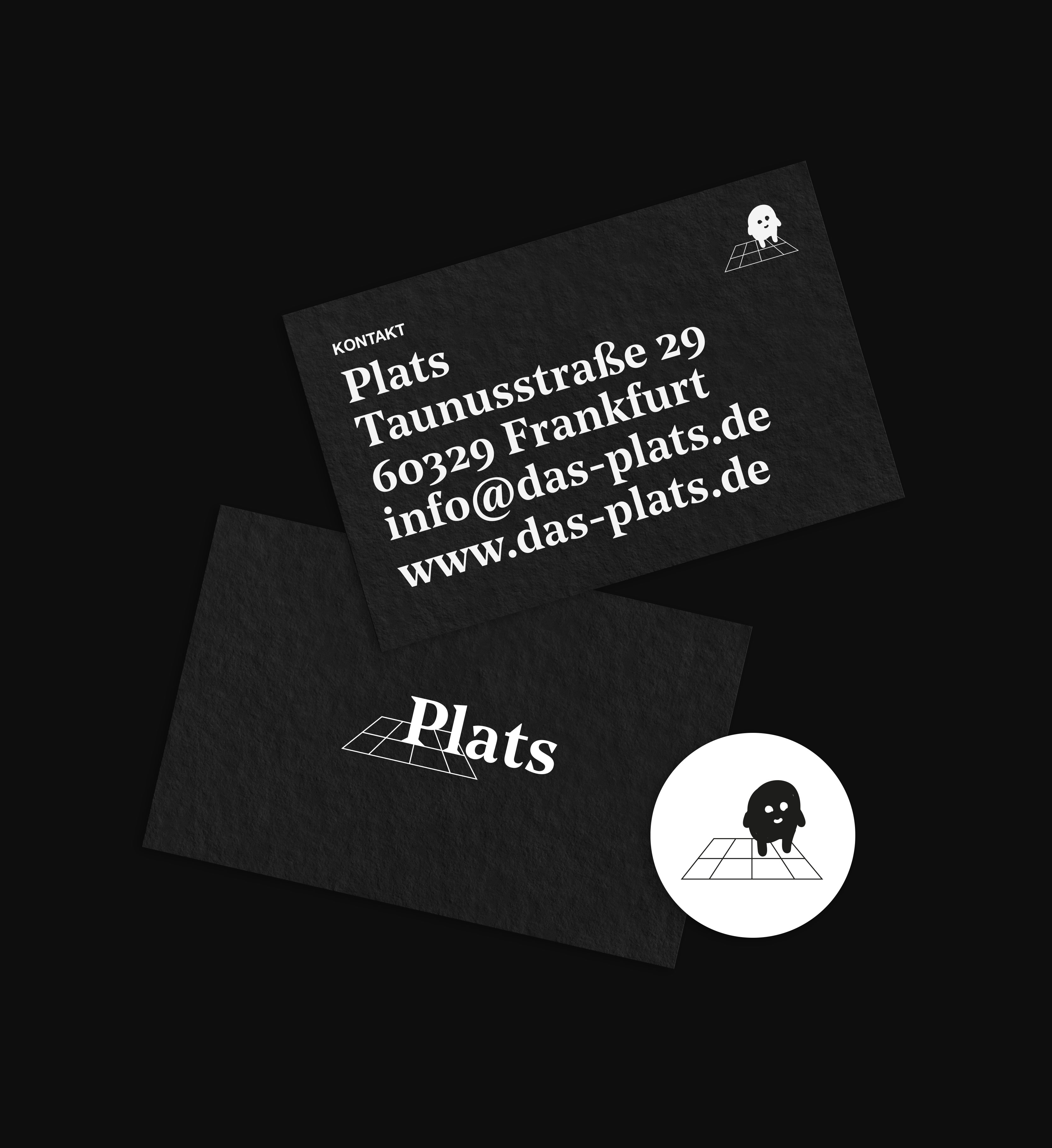 Plats Event Space Fonts In Use