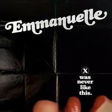 <cite>Emmanuelle</cite> (1974) U.S. movie posters