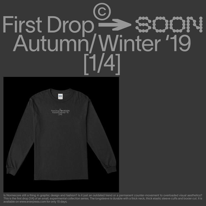 First Drop A/W [1/4] 1
