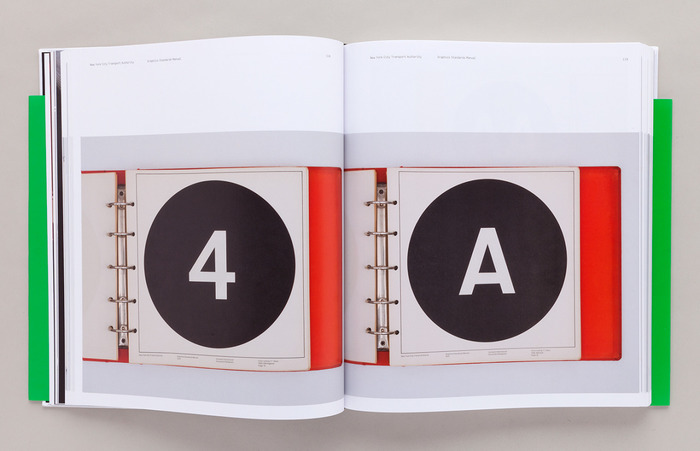 New York City Transport Authority Graphics Standards Manual.