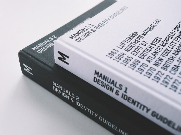 Manuals 1 and 2. Design & Identity Guidelines 1